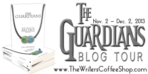Review, Interview & Giveaway - The Guardians by T.M. Franklin