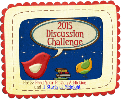 2015 Discussion Challenge - 400