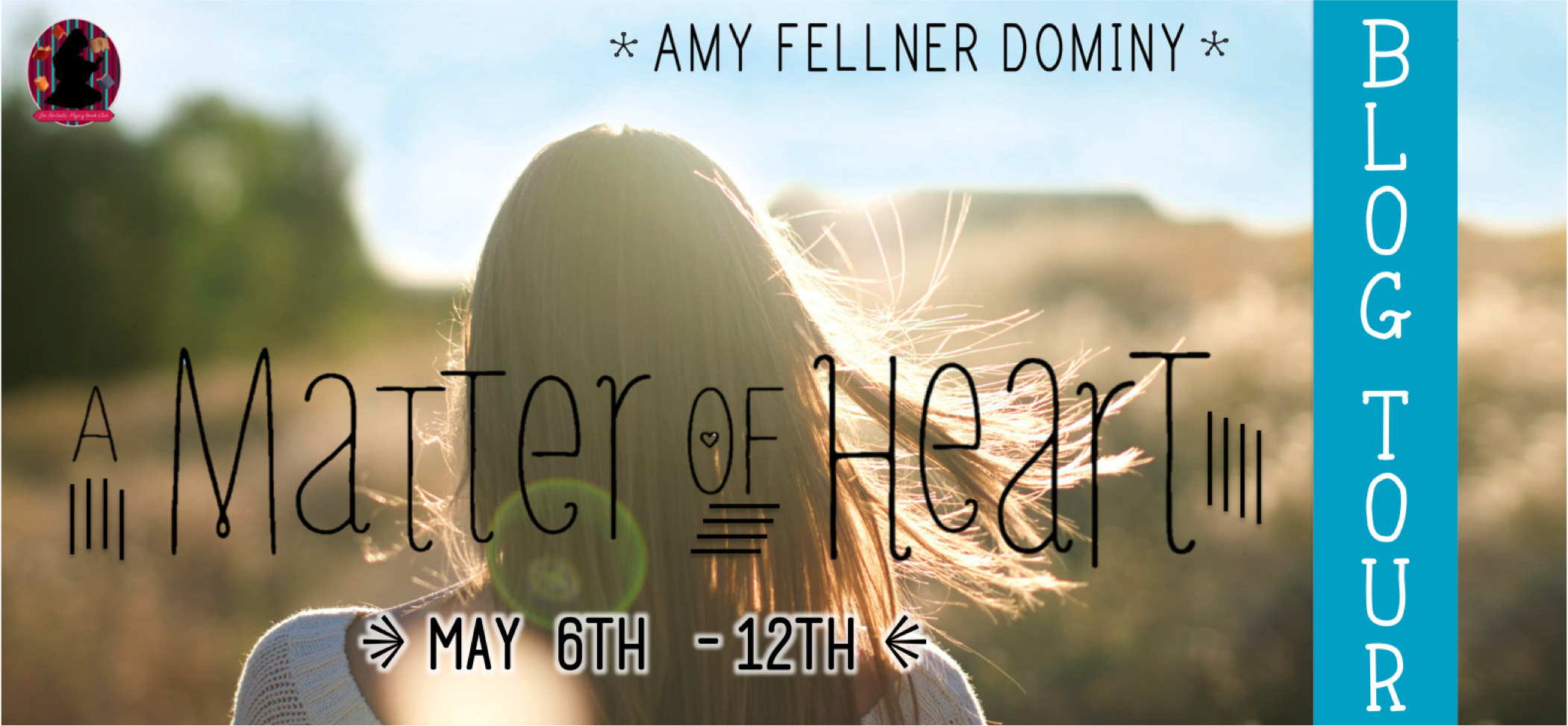 A Matter of Heart by Amy Fellner Dominy - Review & Giveaway