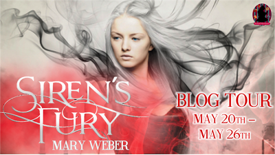 Siren's Fury by Mary Weber - Review & Giveaway
