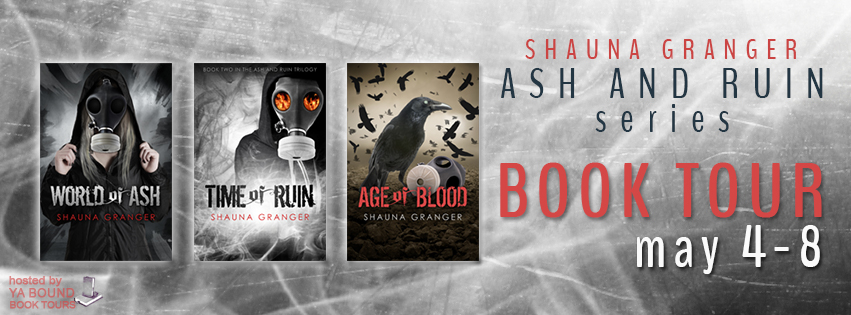 Ash and Ruin Series by Shauna Granger - Review & $25 Giveaway