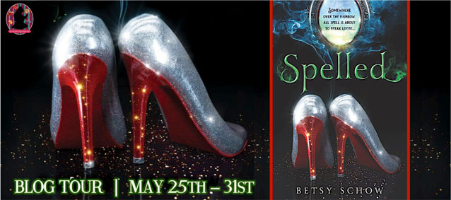 Spelled by Betsy Schow - Review & Giveaway