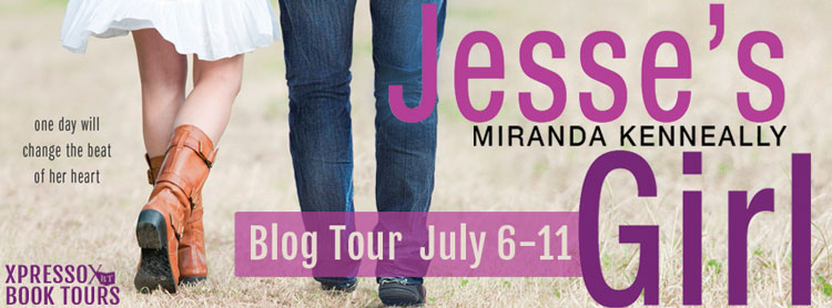 Jesse's Girl by Miranda Kenneally - Review & $50 Giveaway